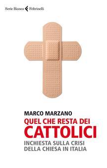 Quel che resta dei cattolici