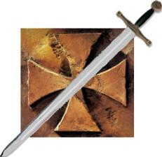 templari spada e croce