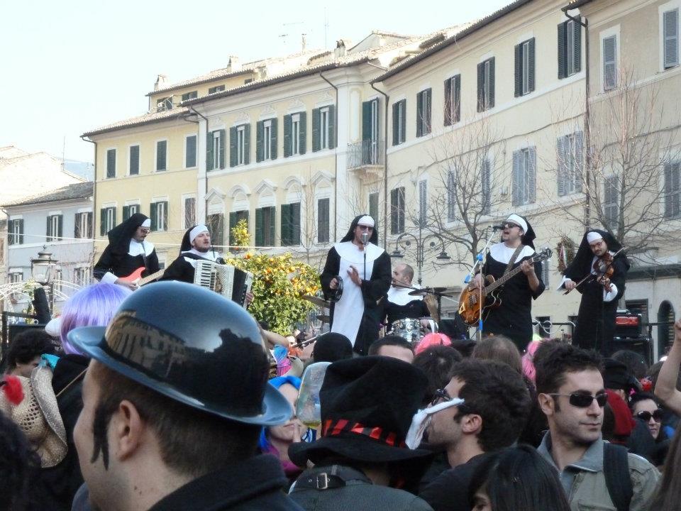 Carnevalone Liberato 2014
