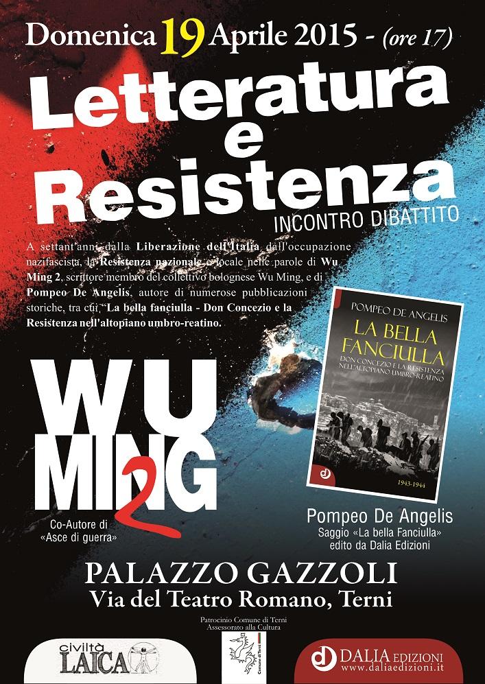 Letteratura e Resistenza