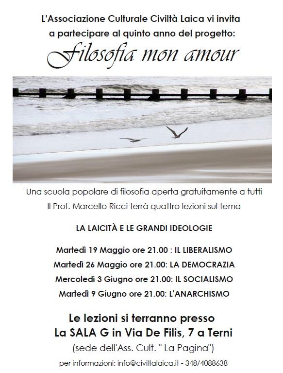 Filosofia mon amour 2015