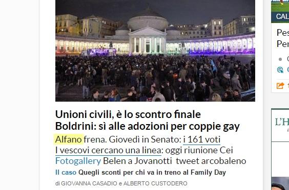 Ma Repubblica.it a che gioco gioca?