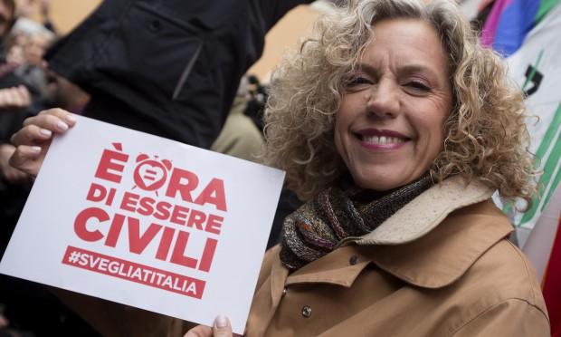 Intervista alla senatrice Monica Cirinnà