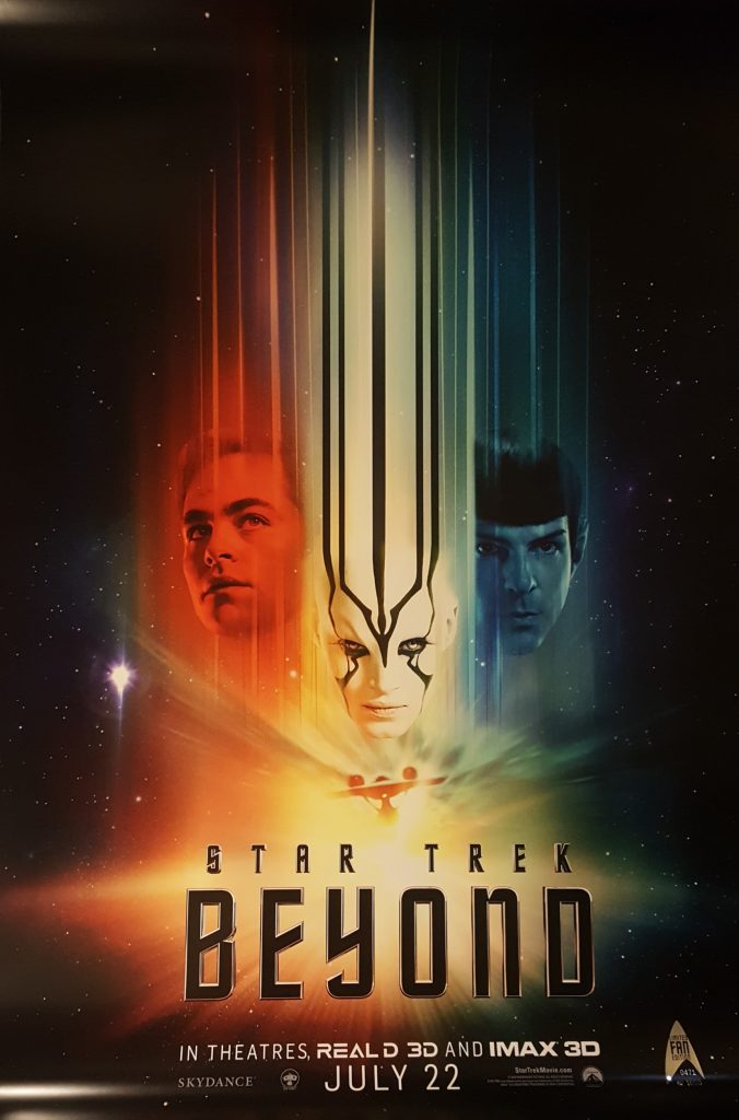 About: Star Trek – Beyond