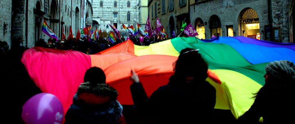 Comunicato stampa 12.3.17 -Regione Umbria al voto sull'omofobia