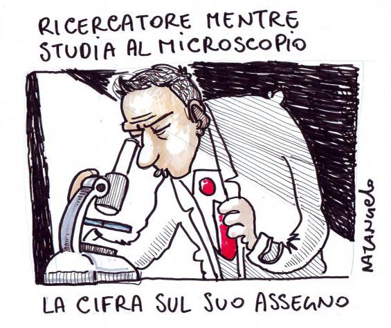 La ricerca in Italia, non è vero che dovete emigrare per forza!