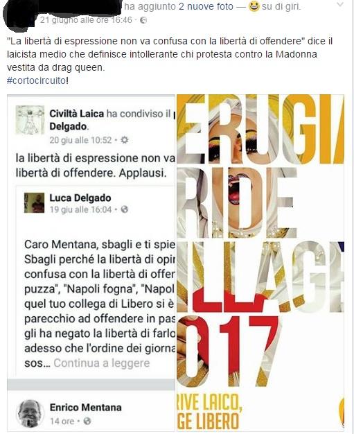 Perugia Pride, le polemiche che mancavano!
