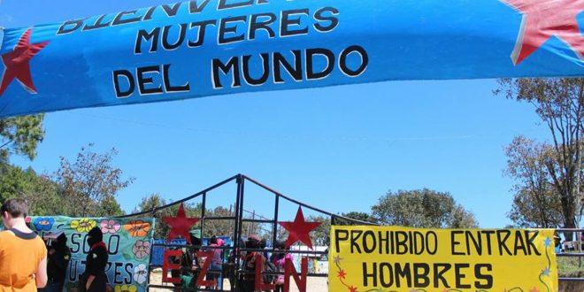 Primo incontro delle donne in lotta nella caracol di Morelia Chiapas. Donne Zapatiste 2018