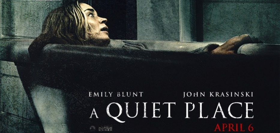 About: in a quiet place