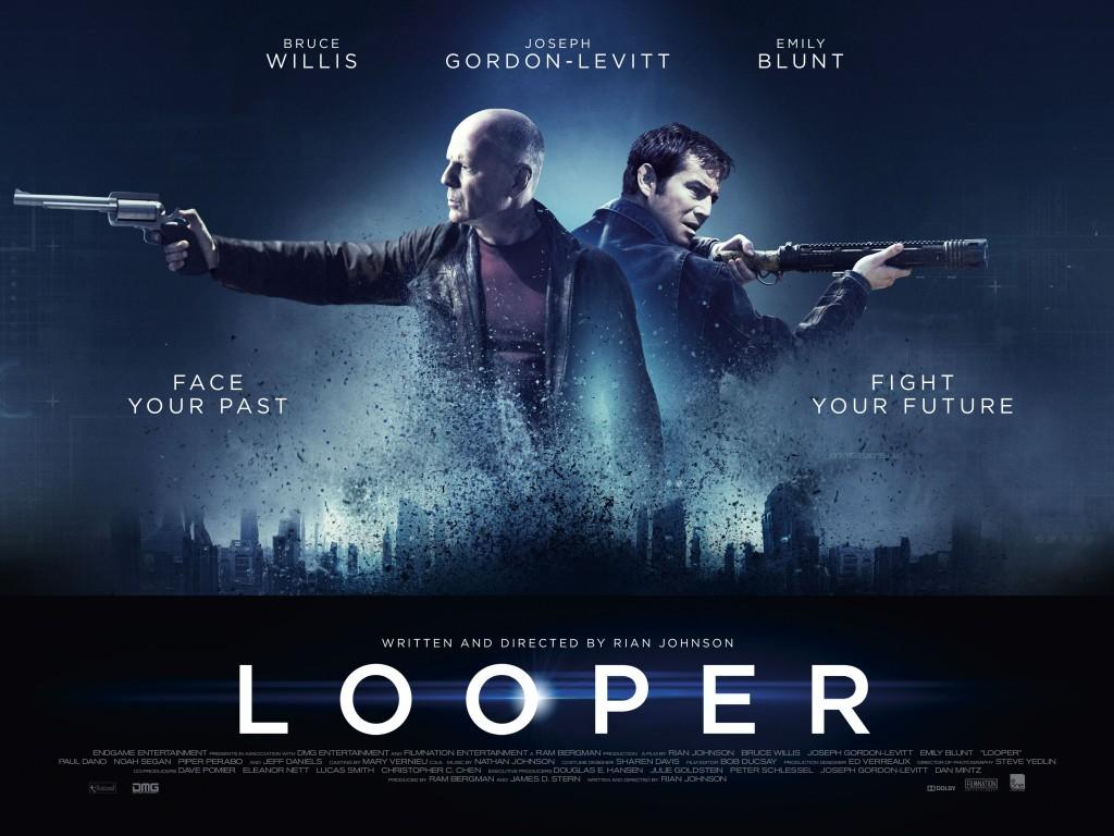 Looper – il viaggio nel tempo lasciatelo a chi se ne intende