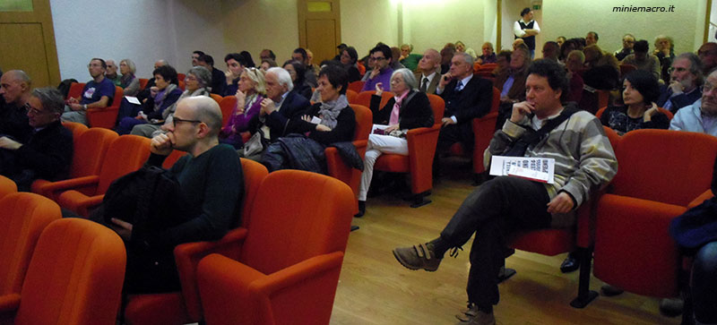 La conferenza di Paolo Flores D'Arcais / risposta a un amico capitiniano