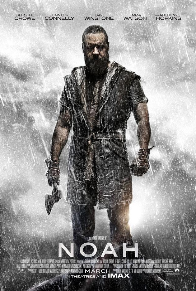Noah, o della mistificazione della mistificazione