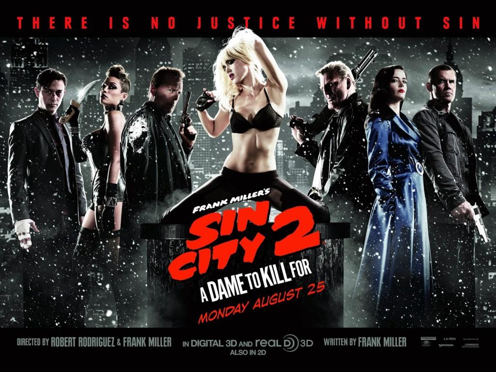 Sin City 2 – Una donna per cui uccidere