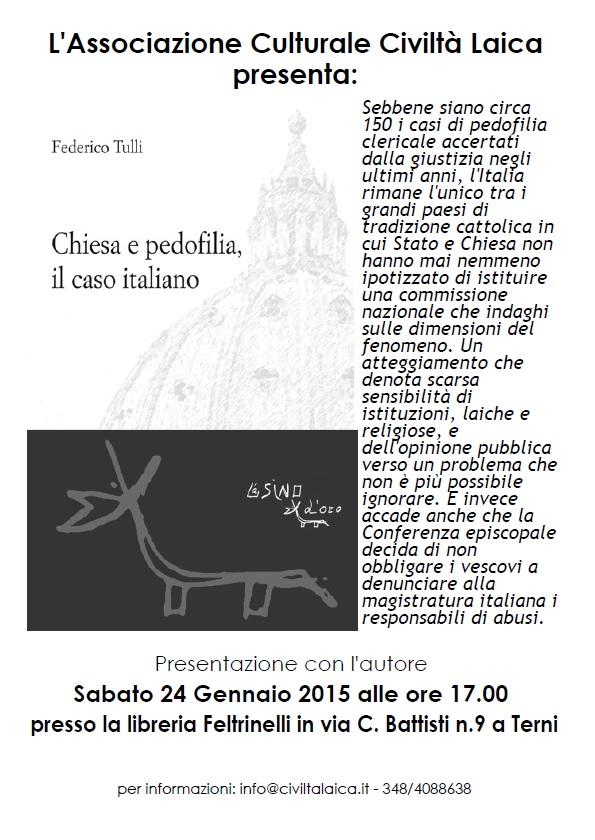 Chiesa e pedofilia: il caso italiano