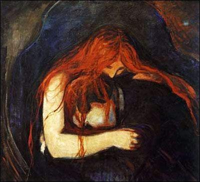Il vampiro di Munch