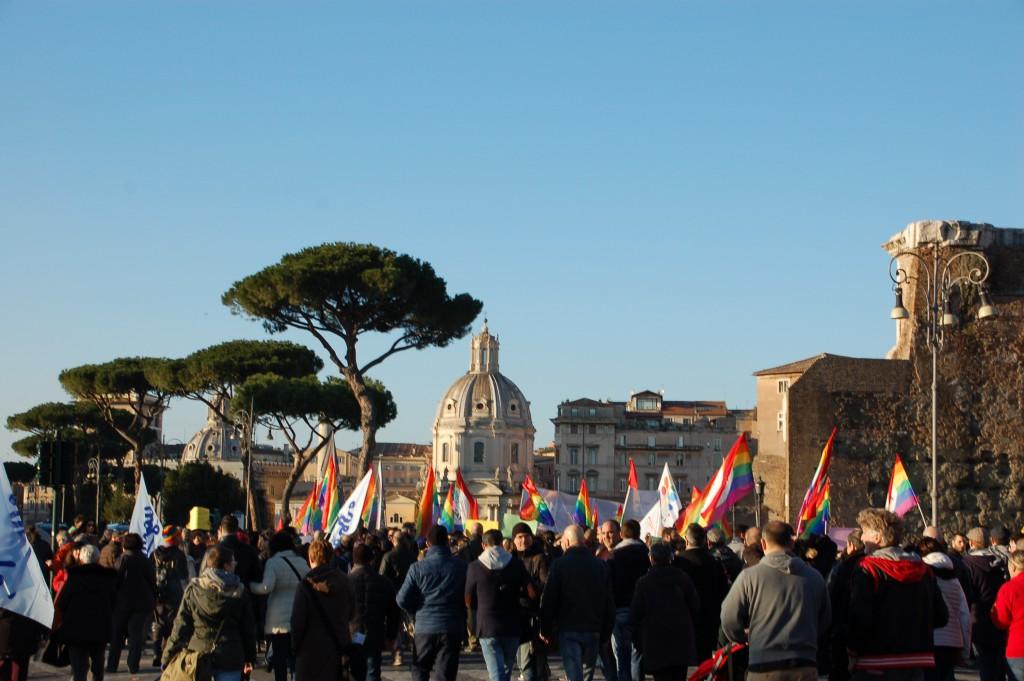 Marcia dei diritti 12.12.2015
