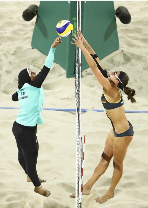 E' beach volley, ma non possiamo essere ipocriti
