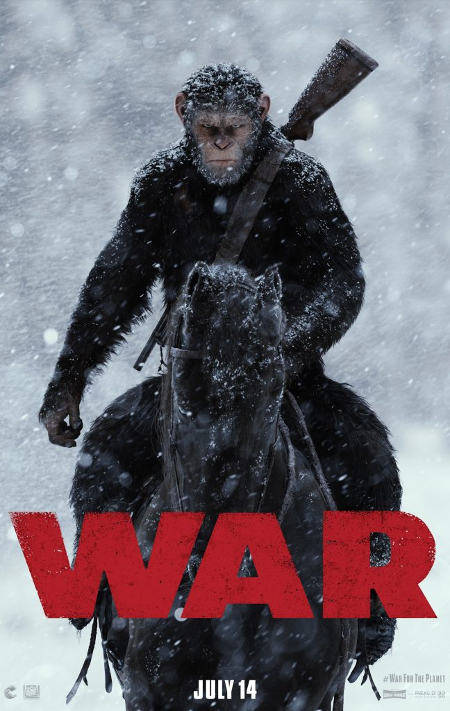About: The War for the planet of the Apes