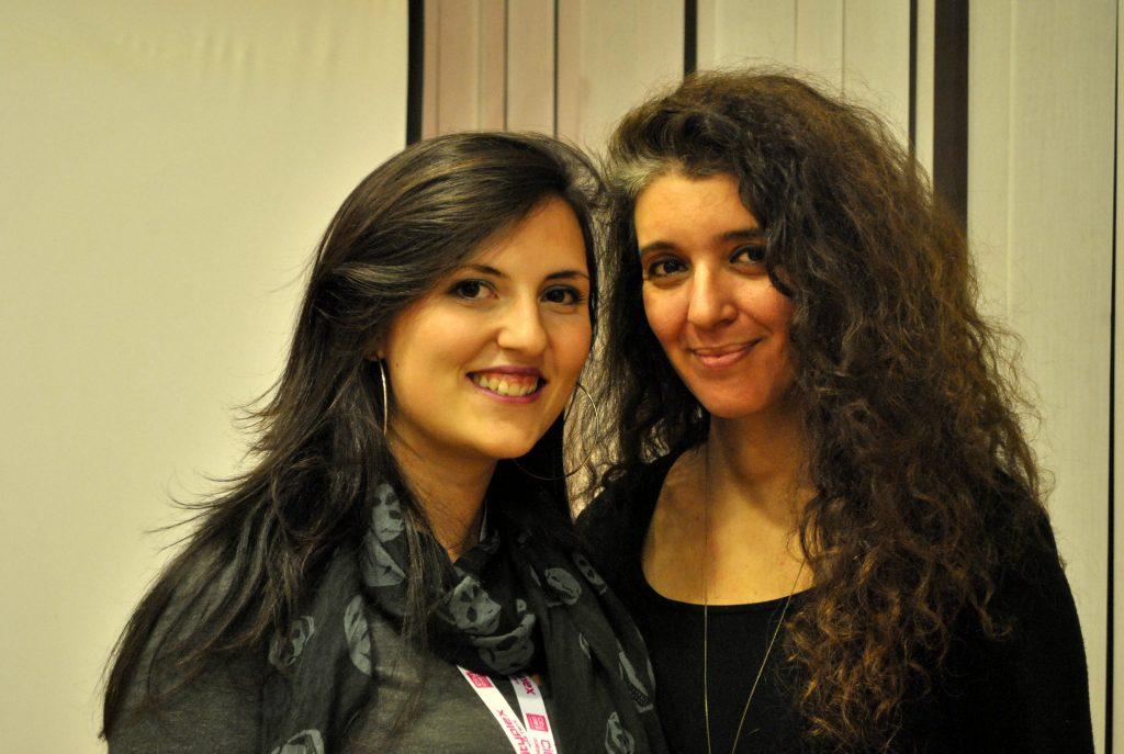 Paola Barbato al Terni Horror Fest #3