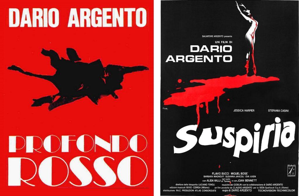 Review: Suspiria Vs Profondo Rosso
