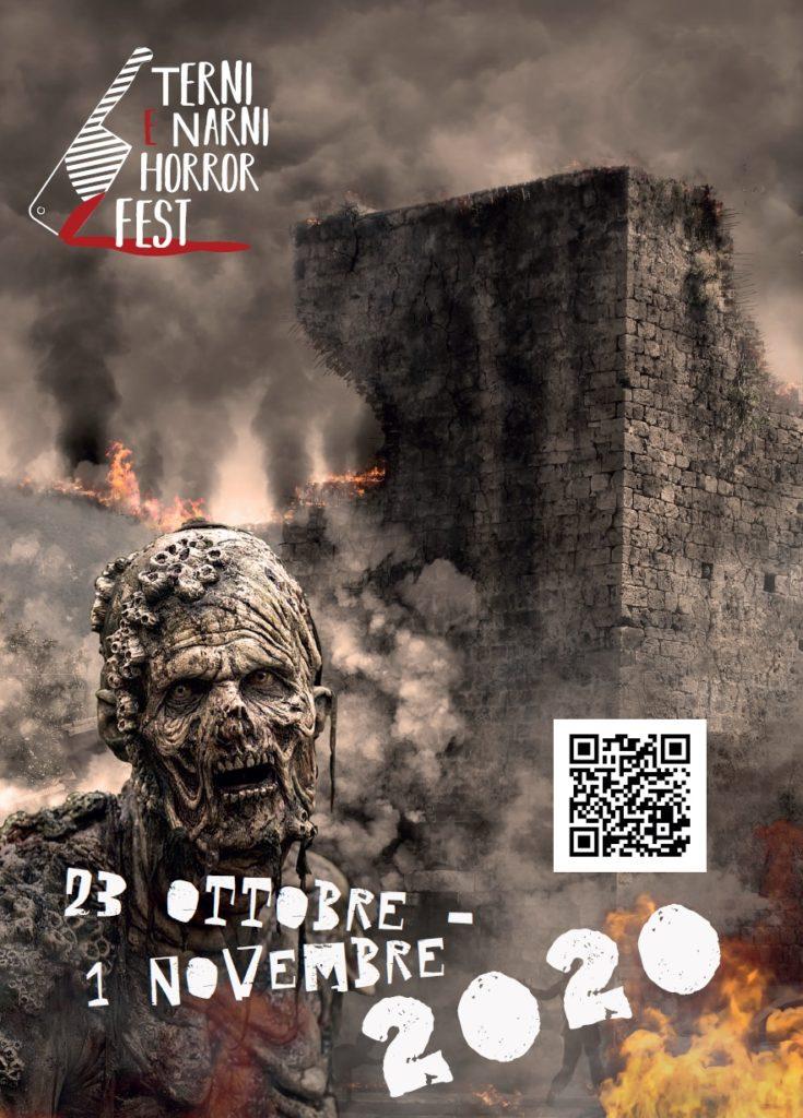 TERNI - NARNI HORROR FEST 2020 - IL PROGRAMMA