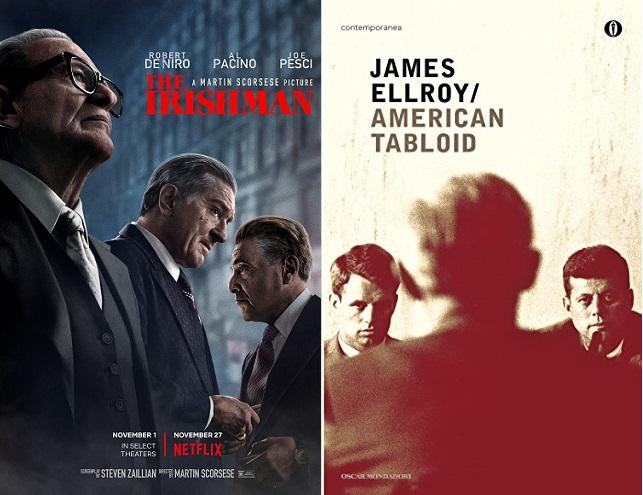 James Ellroy, Martin Scorsese e la distruzione del mito kennediano