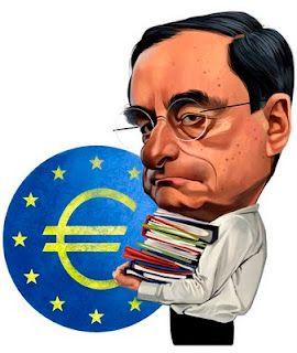 Caro Draghi, se è venuto a fare la parte del poliziotto cattivo può anche andarsene.